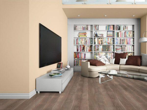 laminátová podlaha CLASSEN Discovery Dub Verden šedý